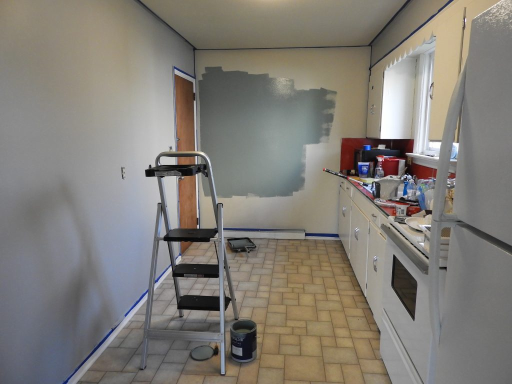 NYHR - Paint Kitchen Remodeling